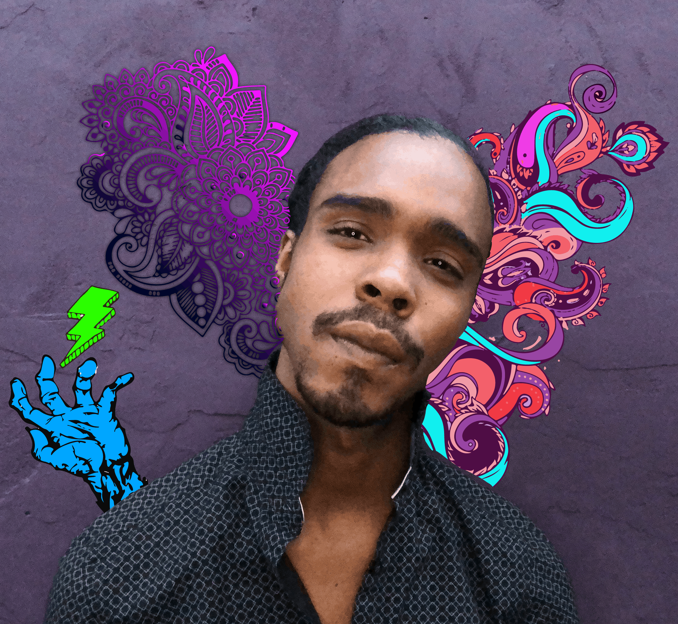 Kel Ivery- Graphic Designer/ Creative Director of Digital Marketing Projects