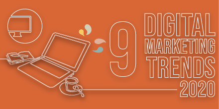 Digital Marketing Trends 2020 Featured Cover